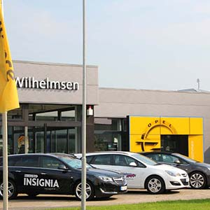 Wilhelmsen Opel Vertragspartner