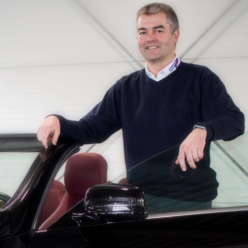 Verkäufer Jan Brodersen – ihr Verkäufer in der AutoMix Halle