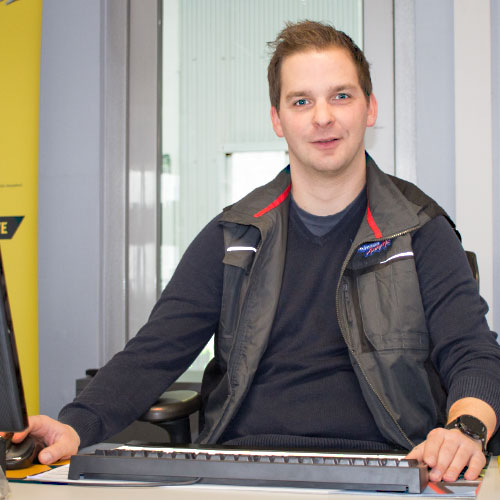 Wilhelmsen AutoMix - Kevin Lieck - Serviceberater
