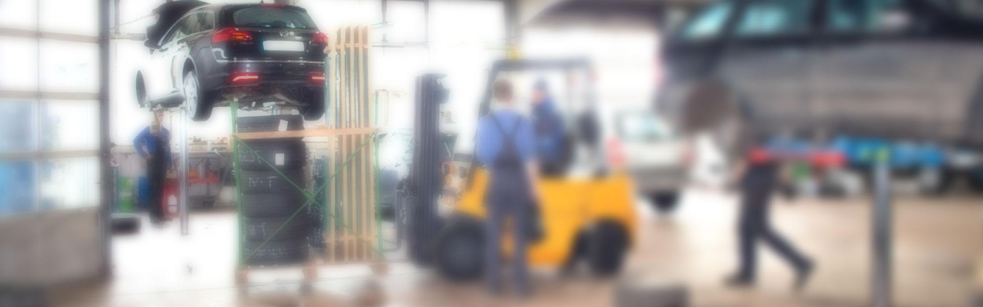 Wilhelmsen AutoMix - Mehr-Marken-Werkstatt