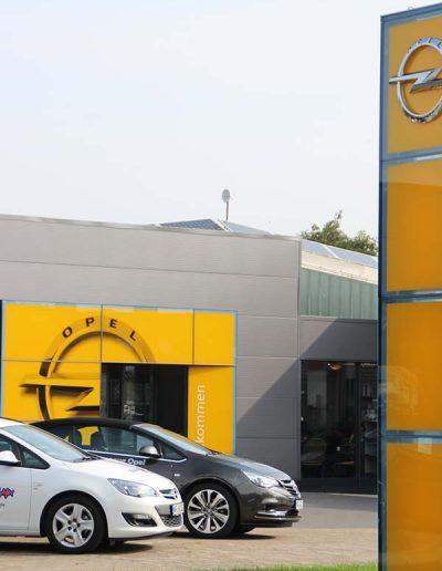 Wilhelmsen AutoMix - Opel Vertragspartner