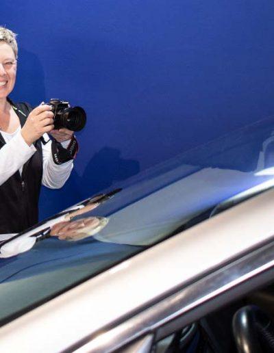 Anne Graage - fährt jedes Fahrzeug und hält es auf Bildern fest