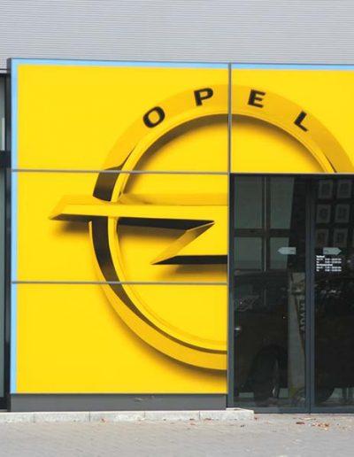 Opel - Willkommen