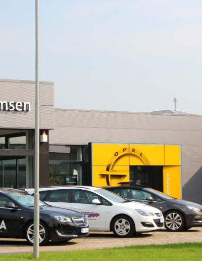 Wilhlemsen AutoMix – Opel Vertragshändler