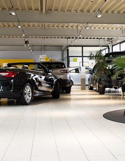 Opel-Ausstellung