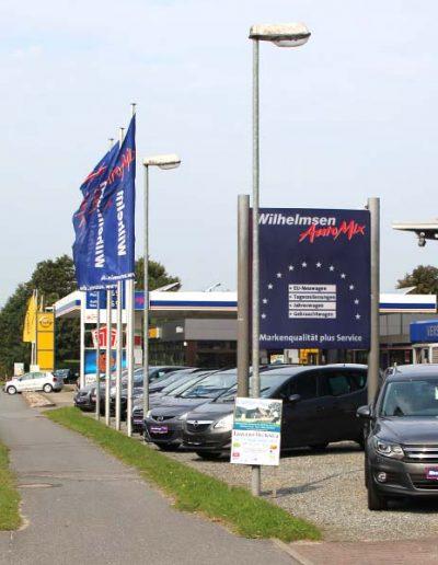 Wilhelmsen AutoMix an der B5