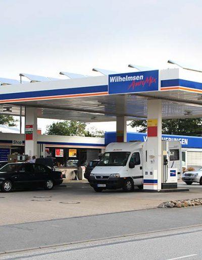 Unsere ELAN-Tankstelle