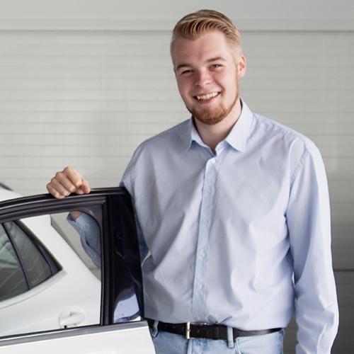 Wilhelmsen AutoMix – Florian Jensen